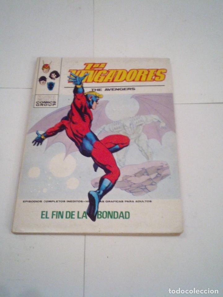Cómics: LOS VENGADORES - VERTICE - VOLUMEN 1 - COLECCION COMPLETA - 52 NUMEROS - MUY BUEN ESTADO - GORBAUD - Foto 238 - 176450777