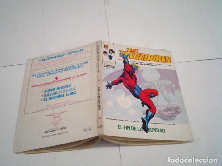 Cómics: LOS VENGADORES - VERTICE - VOLUMEN 1 - COLECCION COMPLETA - 52 NUMEROS - MUY BUEN ESTADO - GORBAUD - Foto 241 - 176450777