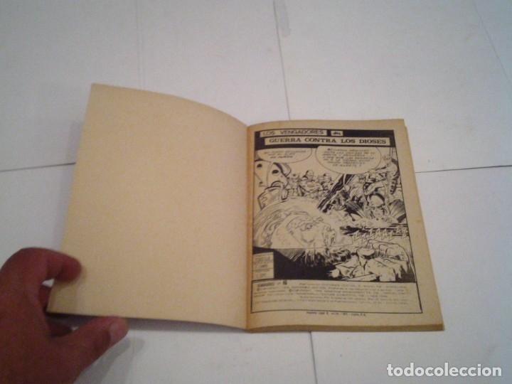 Cómics: LOS VENGADORES - VERTICE - VOLUMEN 1 - COLECCION COMPLETA - 52 NUMEROS - MUY BUEN ESTADO - GORBAUD - Foto 243 - 176450777