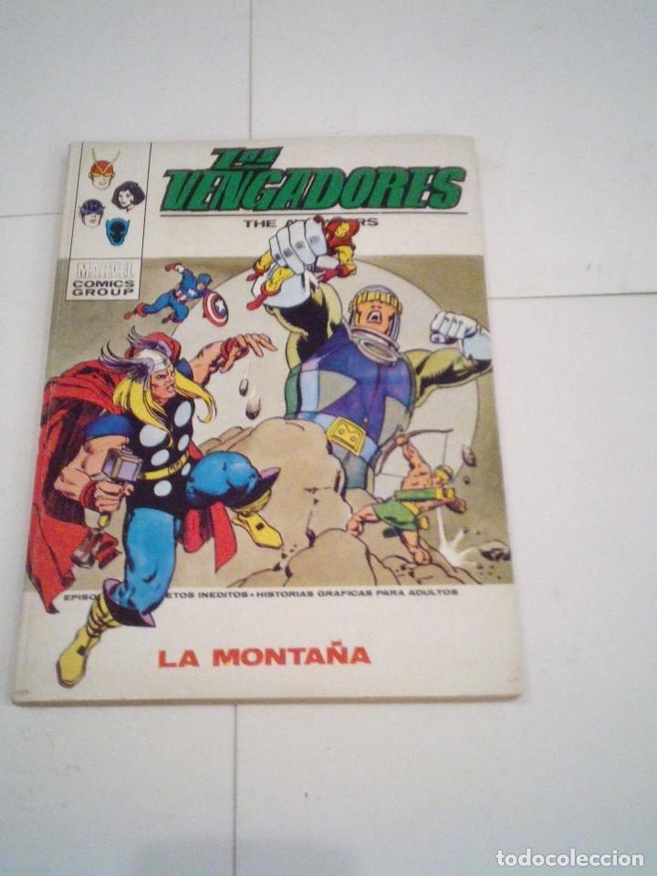 Cómics: LOS VENGADORES - VERTICE - VOLUMEN 1 - COLECCION COMPLETA - 52 NUMEROS - MUY BUEN ESTADO - GORBAUD - Foto 250 - 176450777