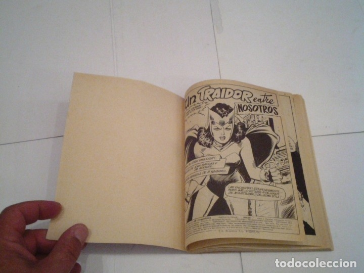 Cómics: LOS VENGADORES - VERTICE - VOLUMEN 1 - COLECCION COMPLETA - 52 NUMEROS - MUY BUEN ESTADO - GORBAUD - Foto 255 - 176450777