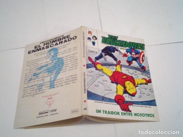 Cómics: LOS VENGADORES - VERTICE - VOLUMEN 1 - COLECCION COMPLETA - 52 NUMEROS - MUY BUEN ESTADO - GORBAUD - Foto 257 - 176450777