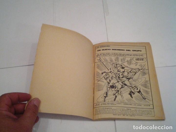 Cómics: LOS VENGADORES - VERTICE - VOLUMEN 1 - COLECCION COMPLETA - 52 NUMEROS - MUY BUEN ESTADO - GORBAUD - Foto 263 - 176450777