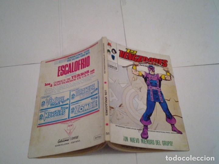 Cómics: LOS VENGADORES - VERTICE - VOLUMEN 1 - COLECCION COMPLETA - 52 NUMEROS - MUY BUEN ESTADO - GORBAUD - Foto 265 - 176450777
