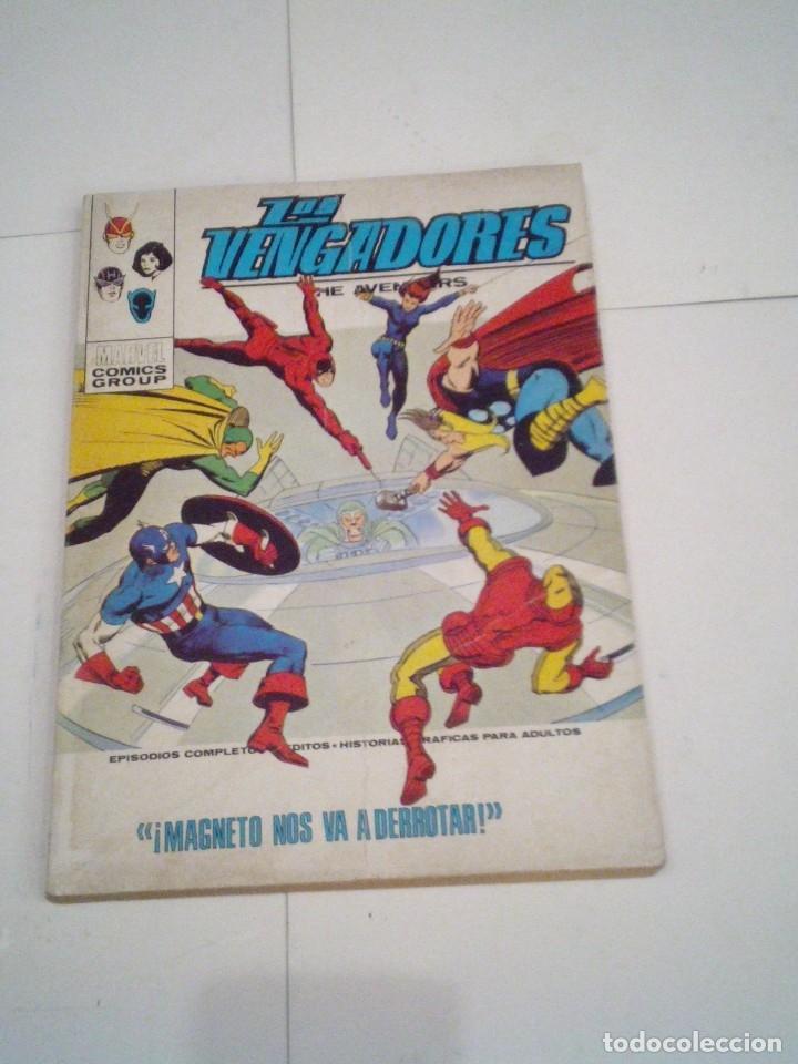 Cómics: LOS VENGADORES - VERTICE - VOLUMEN 1 - COLECCION COMPLETA - 52 NUMEROS - MUY BUEN ESTADO - GORBAUD - Foto 266 - 176450777