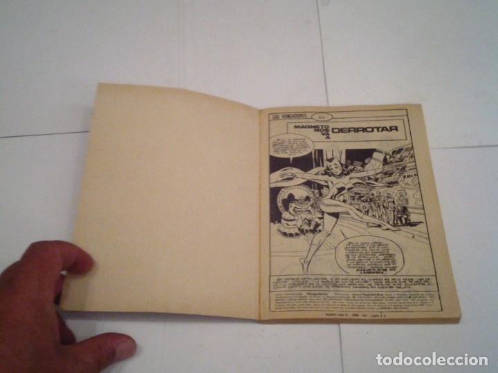 Cómics: LOS VENGADORES - VERTICE - VOLUMEN 1 - COLECCION COMPLETA - 52 NUMEROS - MUY BUEN ESTADO - GORBAUD - Foto 267 - 176450777