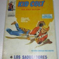 Cómics: KID COLT Nº 8, 128 PÁG. TACO VERTICE VOL. 1. Lote 176517430
