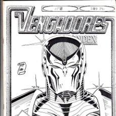 Cómics: VENGADORES INDEX Nº 5. Lote 176612349