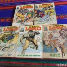 Cómics: VÉRTICE VOL. 1 EL HOMBRE LOBO NºS 1 7 8 9 10. 1973. 30 PTS. BUEN PRECIO.. Lote 176617362