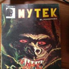 Cómics: MYTEK EL PODEROSO Nº 4 - MUNDICOMICS VÉRTICE. Lote 176648789