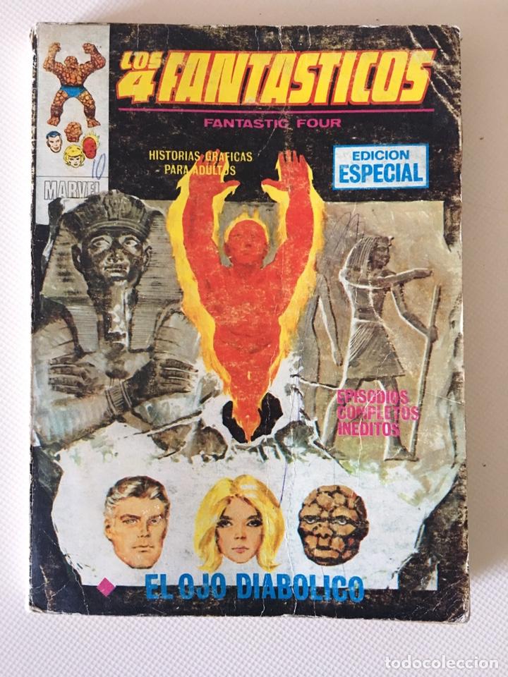 LOS 4 FANTÁSTICOS VOL. 1 Nº 26 - VÉRTICE (Tebeos y Comics - Vértice - 4 Fantásticos)