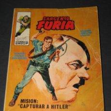 Cómics: SARGENTO FURIA (SGT. NICK FURY)- NÚM. 5 MISIÓN CAPTURAR A HITLER - MARVEL COMICS - 1972 - ED.VÉRTICE. Lote 176682782