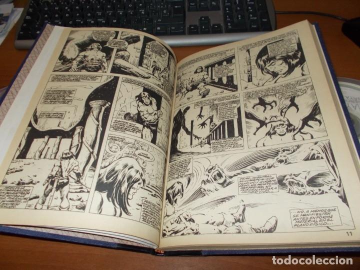 Cómics: CONAN - TOMO ENCUADERNADO NÚMEROS 36 AL 40 (VERTICE) - Foto 4 - 176843049