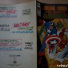 Cómics: LOS INSUPERABLES PRESENTAN - V 1 - NÚMERO 7 - VERTICE. Lote 176919399