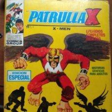 Cómics: PATRULLA X Nº 8 - VÉRTICE TACO. Lote 177088364