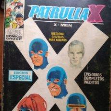 Cómics: PATRULLA X Nº 10 - VÉRTICE TACO. Lote 177088420