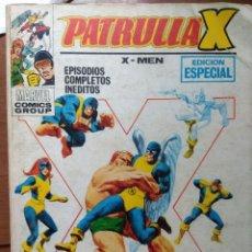 Cómics: PATRULLA X Nº 17 - VÉRTICE TACO. Lote 177093760