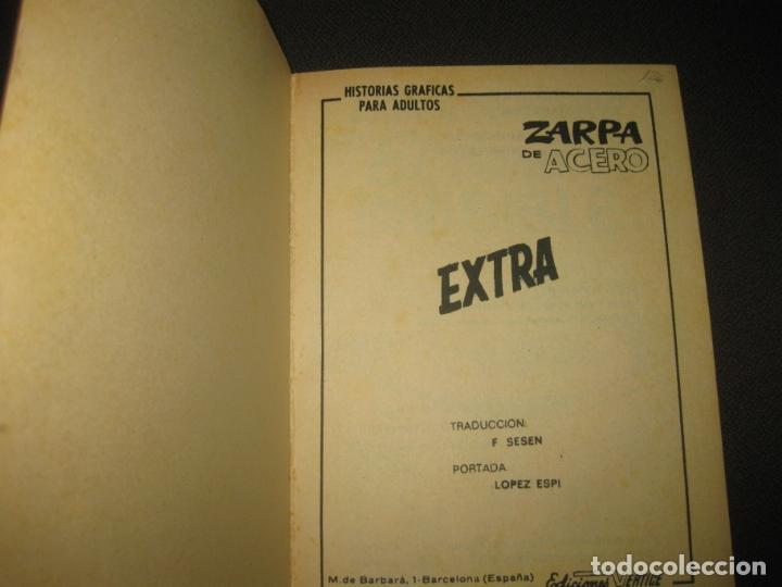 Cómics: ZARPA DE ACERO Nº 30. EXTRA. TACO. EDICIONES VERTICE 1970. - Foto 2 - 177113917