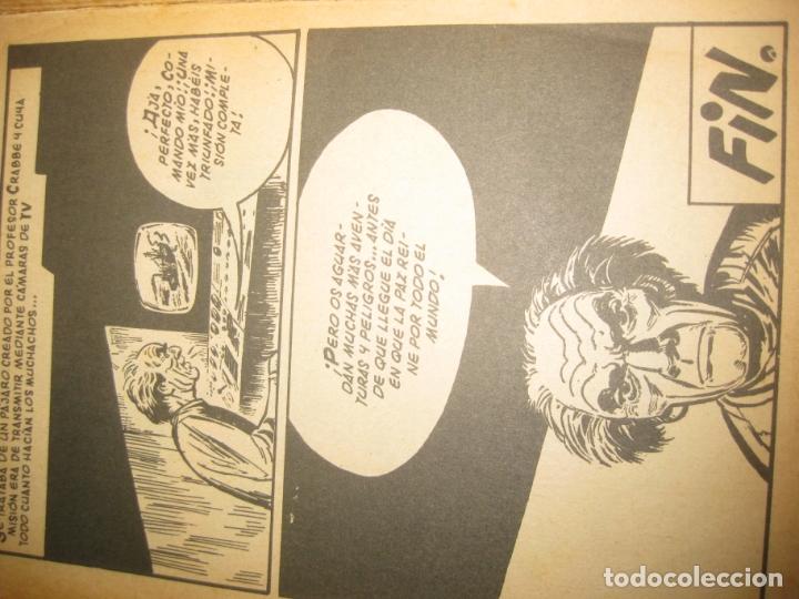 Cómics: CAPITAN AMERICA Nº 9. TACO. EDICIONES VERTICE 1970. - Foto 3 - 177184868