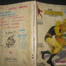 Cómics: DAN DEFENSOR. DARE-DEVIL.. Nº 2. TACO. EDICIONES VERTICE 1969. 128 PAGINAS. Lote 177185987