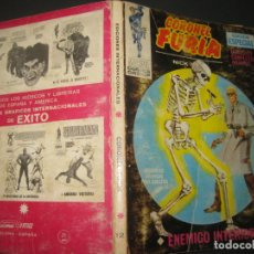 Cómics: CORONEL FURIA.. Nº 12. TACO. EDICIONES VERTICE 1972. 128 PAGINAS. Lote 177186700