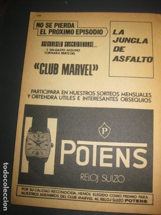 Cómics: KA-ZAR. EL REY DE LA JUNGLA. Nº 4. TACO. EDICIONES VERTICE 1973 . 128 PAGINAS - Foto 3 - 177187835