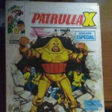 Cómics: PATRULLA X Nº 14 VÉRTICE TACO - 126 PGS. FALTA GALERÍA MARVEL. Lote 177216878