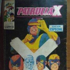 Cómics: PATRULLA X Nº 27 VÉRTICE TACO - 126 PGS. FALTA GALERÍA MARVEL. Lote 177216944