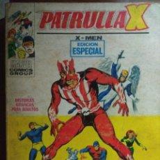 Cómics: PATRULLA X Nº 29 VÉRTICE TACO - 126 PGS. FALTA GALERÍA MARVEL. Lote 177216962