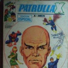 Cómics: PATRULLA X Nº 31 VÉRTICE TACO - 126 PGS. FALTA GALERÍA MARVEL. Lote 177216994