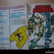 Cómics: SARGENTO FURIA - V 2 - NÚMERO 14 - VERTICE. Lote 177315203