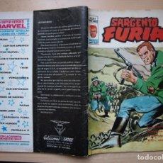 Cómics: SARGENTO FURIA - V 2 - NÚMERO 4 - VERTICE. Lote 177315219