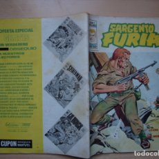 Cómics: SARGENTO FURIA - V 2 - NÚMERO 6 - VERTICE. Lote 177315234