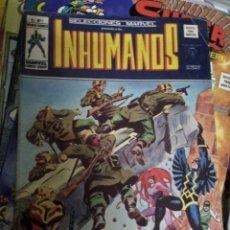 Cómics: LOS INHUMANOS V. 1 Nº 5 MUNDI CÓMICS ISLA EN EL CIELO. Lote 177327763