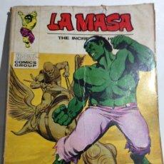 Cómics: ANTIGUO COMIC DE MARVEL LA MASA Nº 27, ORIGINAL - FLA. Lote 177556764