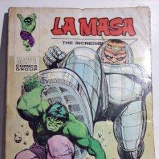 Cómics: ANTIGUO COMIC DE MARVEL LA MASA Nº 32, ORIGINAL - FLA. Lote 177556968