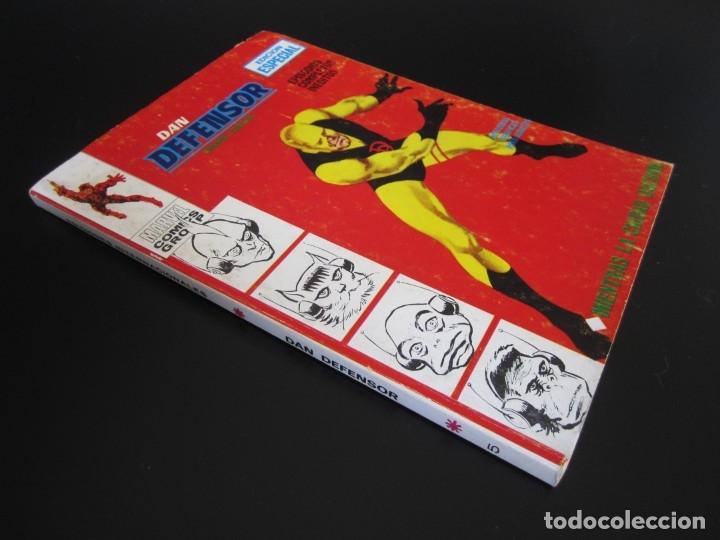 DAREDEVIL (1969, VERTICE) -DAN DEFENSOR- 5 · 1969 · MIENTRAS LA CIUDAD DUERME (Tebeos y Comics - Vértice - Dan Defensor)