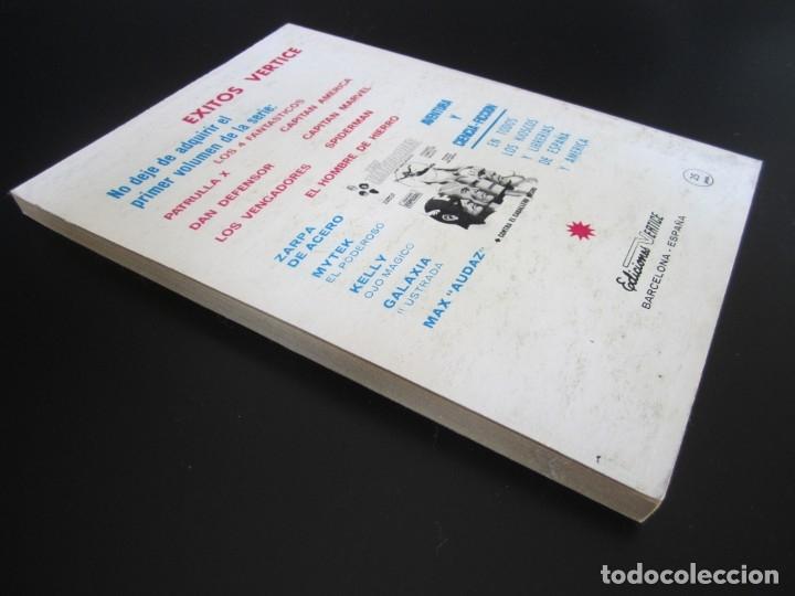 Cómics: IRON MAN (1969, VERTICE) -EL HOMBRE DE HIERRO- 8 · 1969 · EL PRECIO DE UNA VIDA*** EXCELENTE *** - Foto 2 - 177598728