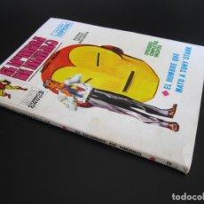 Cómics: IRON MAN (1969, VERTICE) -EL HOMBRE DE HIERRO- 12 · 1969 · EL HOMBRE QUE MATO A TONY STARK. Lote 177599417