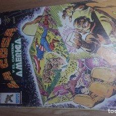 Cómics: COMIC TEBEO EDICIONES VERTICE SUPER HEROES PRESENTA LA COSA Y EL CAPITAN AMERICA VOL 2 - 103. Lote 177612098