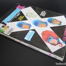Cómics: PATRULLA X (1969, VERTICE) 10 · VII-1970 · ¡LA CIUDAD EN PELIGRO!. Lote 177614034
