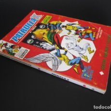 Cómics: PATRULLA X (1969, VERTICE) 9 · VI-1970 · CONTRA DOMINUS Y LUCIFER. Lote 177614275