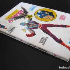 Cómics: CAPITAN AMERICA (1969, VERTICE) 7 · 1969 · LA LLEGADA DEL HALCON *** EXCELENTE ***. Lote 177614558