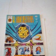 Cómics: LOS 4 FANTASTICOS - VOLUMEN 3 - VERTICE - NUMERO 22 - CON SELLO DE CENSURA - UNICO - MBE - GORBAUD. Lote 177632892