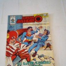 Cómics: CIRCULO JUSTICIERO - VOLUMEN 1 - VERTICE - NUMERO 9 - CON SELLO DE CENSURA - UNICO - MBE - GORBAUD. Lote 177632959
