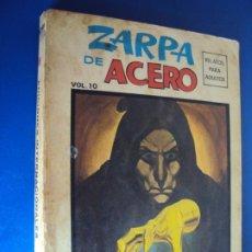 Cómics: (COM-190900)ZARPA DE ACERO - VOLUMEN 10 - VERTICE - EDICION ESPECIAL. Lote 177646238