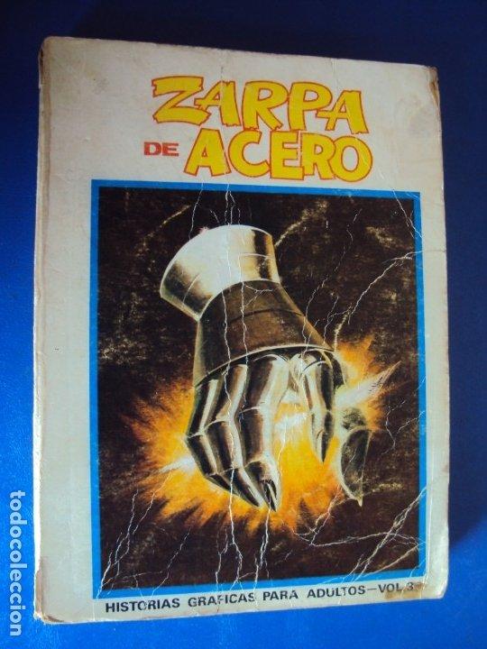 (COM-190902)ZARPA DE ACERO - VOLUMEN 3 - EDICION ESPECIAL (Tebeos y Comics - Vértice - Otros)