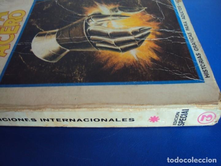 Cómics: (COM-190902)ZARPA DE ACERO - VOLUMEN 3 - EDICION ESPECIAL - Foto 2 - 177646709