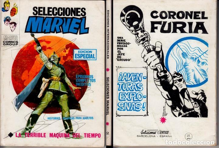VERTICE V1 SELECCIONES MARVEL 2 (Tebeos y Comics - Vértice - V.1)