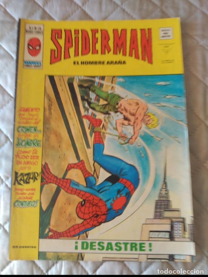 SPIDERMAN VOL.3 Nº28 (Tebeos y Comics - Vértice - V.3)